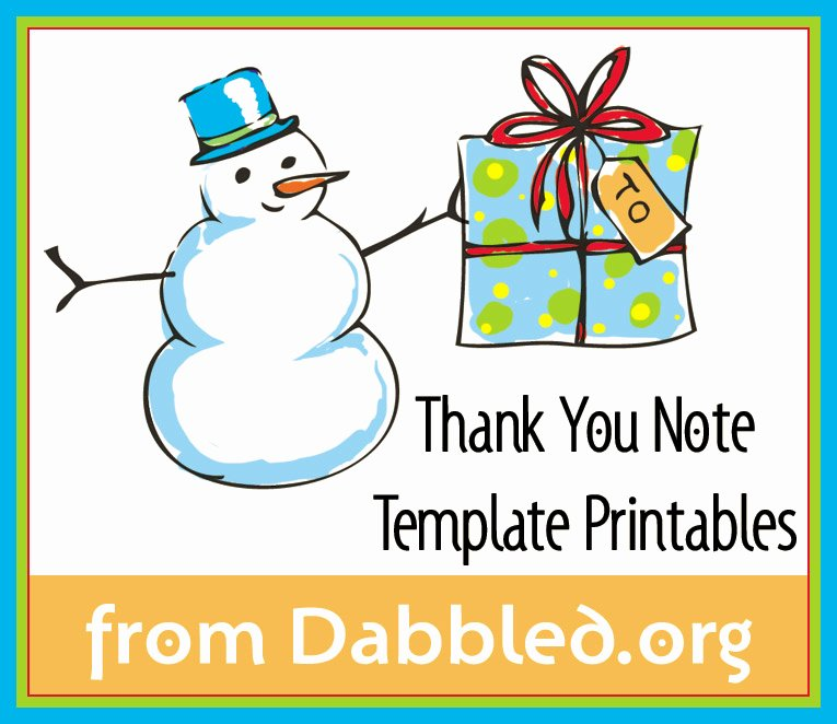 Free Printable Note Card Template Lovely Dabbled