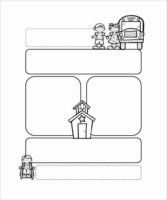 Free Printable Preschool Newsletter Templates Awesome Preschool Newsletter Template