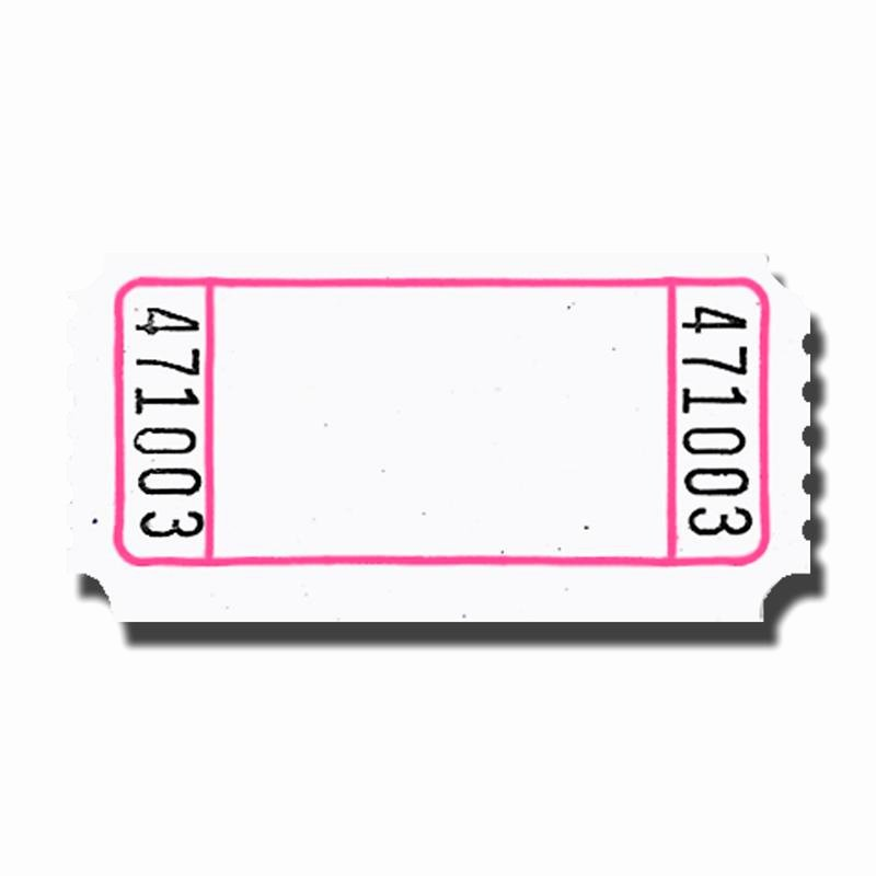 Free Printable Raffle Tickets with Stubs Inspirational Raffle Ticket Clipart Clipart Suggest