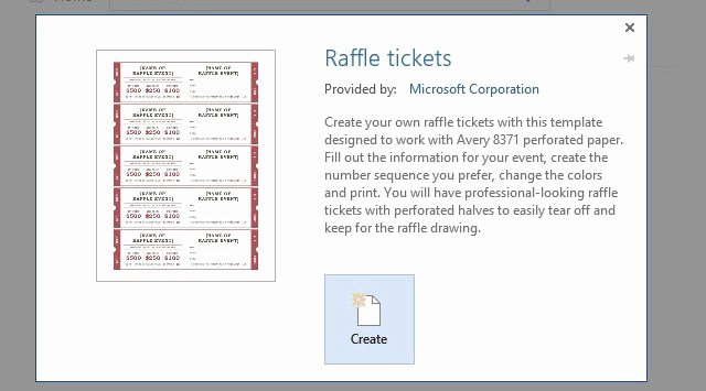 Free Printable Raffle Tickets with Stubs Lovely Free Printable Raffle Tickets with Stubs Free Download
