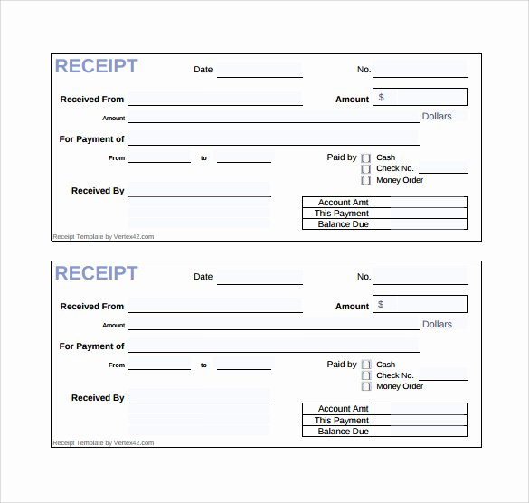 Free Printable Sales Receipt Beautiful Sample Sales Receipt Template 19 Free Documents In Word