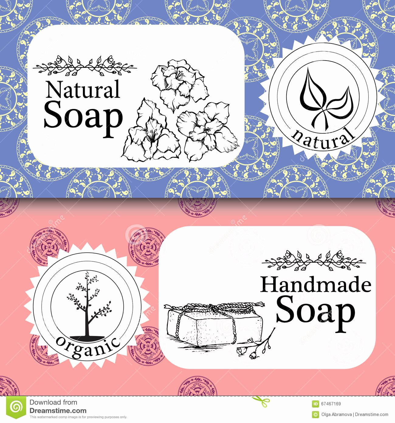 Free Printable soap Label Templates Fresh Handmade soap Label Template