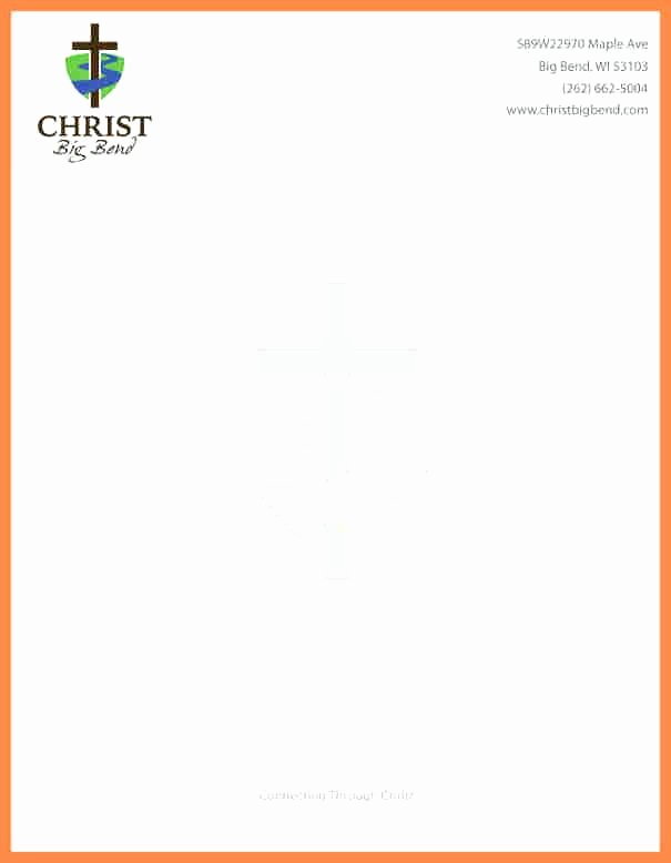 Free Printable Stationery Pdf Awesome Free Church Stationery Templates – Moonwalkgroup
