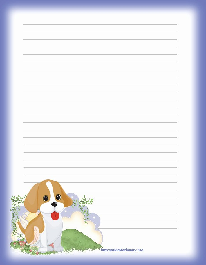 Free Printable Stationery Template Unique Printable Stationary Stationery Free Writing Paper