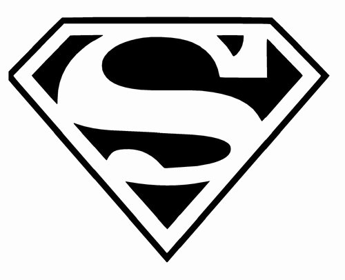 Free Printable Superman Template Best Of 1000 Images About Store On Pinterest