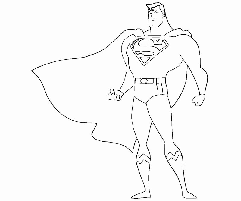 Free Printable Superman Template Best Of Superman Logo Coloring Pages
