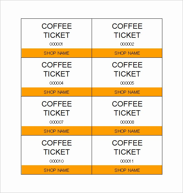 Free Printable Ticket Stub Template Elegant 115 Ticket Templates Word Excel Pdf Psd Eps