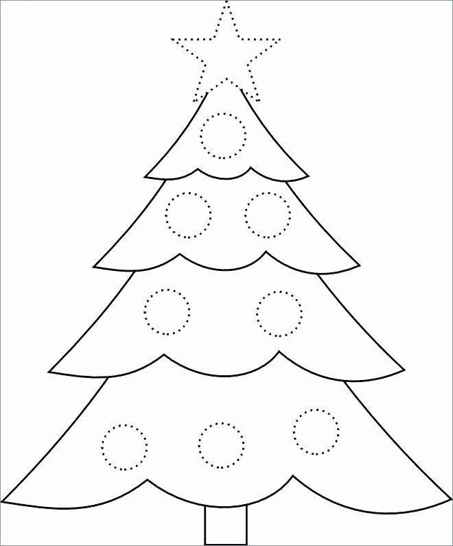 Free Printable Tree Template Fresh 50 Christmas Tree Printable Templates