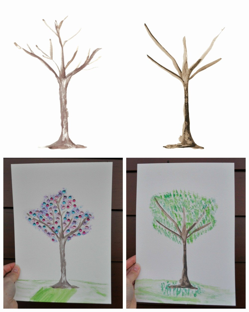 Free Printable Tree Template Luxury Tree Trunk Printable – Be A Fun Mum