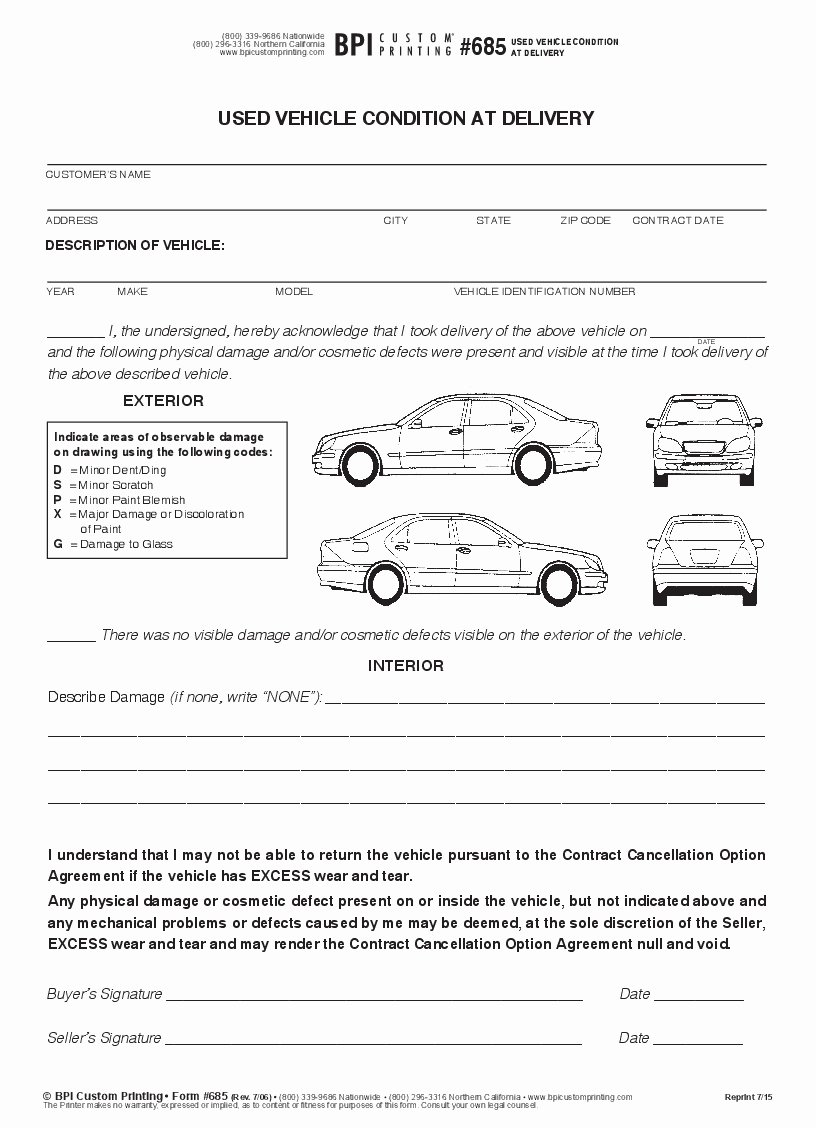 Free Printable Vehicle Condition Report Template New 26 Of Missouri License Plate Blank Template