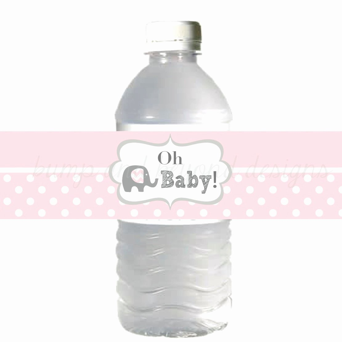 Free Printable Water Bottle Labels for Baby Shower Fresh Water Bottle Labels Printable Baby