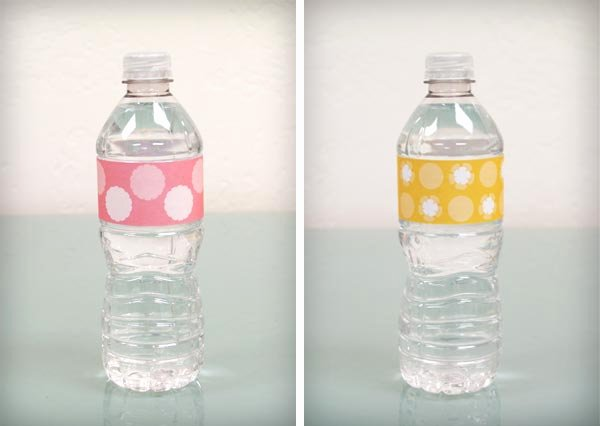 Free Printable Water Bottle Labels for Baby Shower Luxury Bump Smitten Diy Shower Water Bottle Labels Free Download