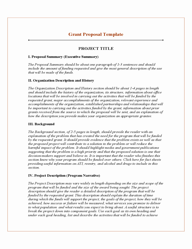 Free Proposal Templates for Word Best Of 20 Free Project Proposal Template Ms Word Pdf Docx