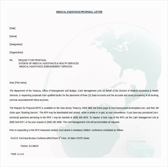 Free Proposal Templates for Word Luxury 31 Proposal Templates Doc Pdf