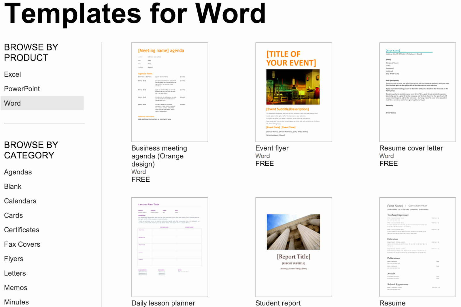 Free Recipe Templates for Microsoft Word Inspirational Over 250 Free Microsoft Fice Templates & Documents