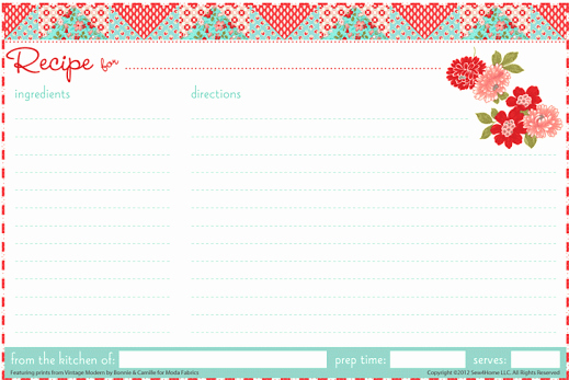 Free Recipe Templates for Microsoft Word Unique 13 Recipe Card Templates Excel Pdf formats