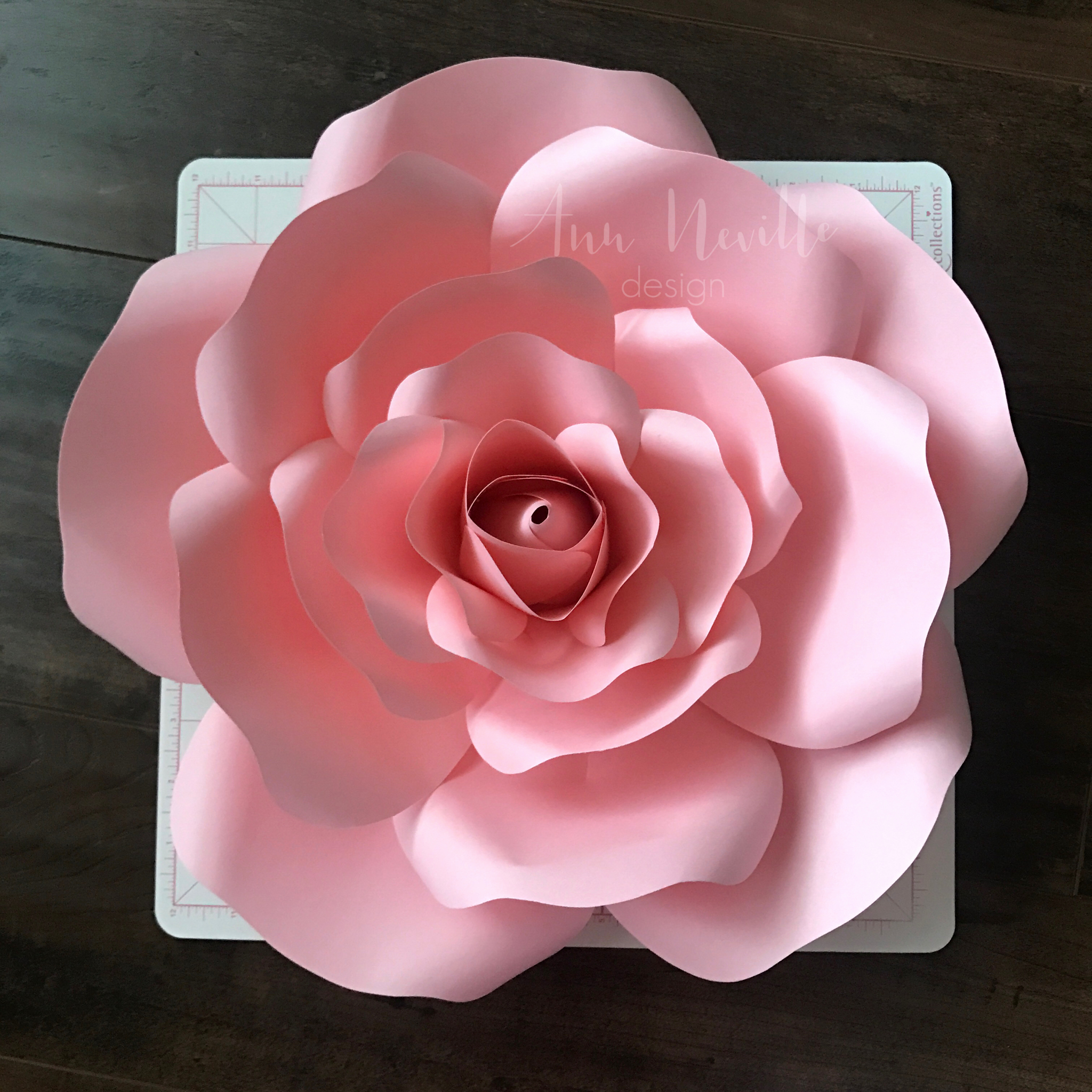 Free Rose Paper Flower Template Awesome Pin by Darya Bugreyeva On Ann Neville Design Paper
