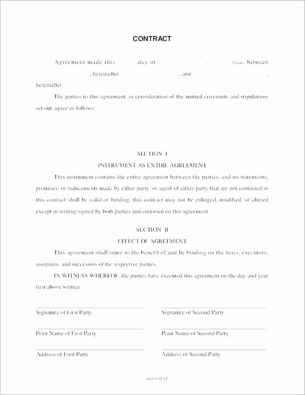 Free Subcontractor Agreement Template Word Beautiful Construction Subcontractor Agreement