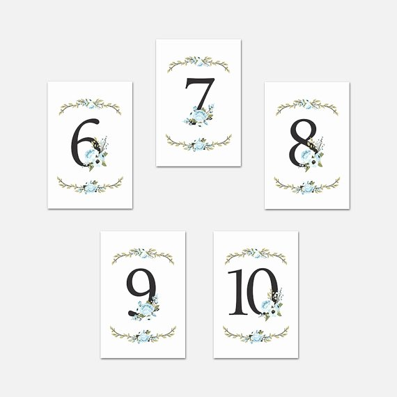 Free Table Number Templates 4x6 Luxury Index Of Postpic 2009 08