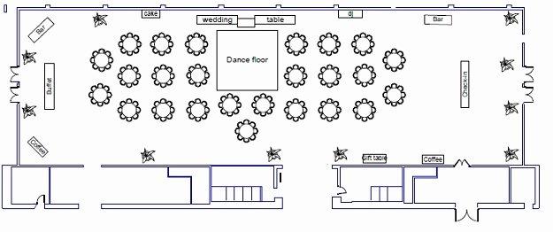 Free Wedding Floor Plan Template Fresh Wedding Floor Plans