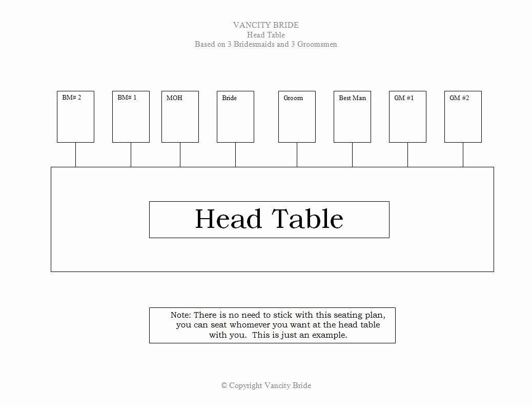 Free Wedding Floor Plan Template New 6 Free Wedding Seating Chart Templates
