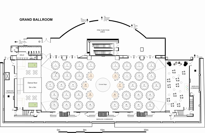 Free Wedding Floor Plan Template New Template event Floor Plan software Diagramming and Seating