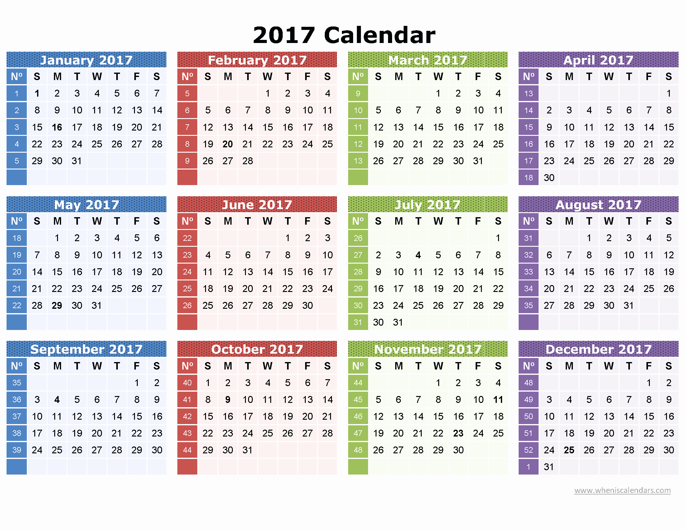 Free Yearly Calendar 2017 Beautiful 2017 Year Calendar Wallpaper Download Free 2017 Calendar