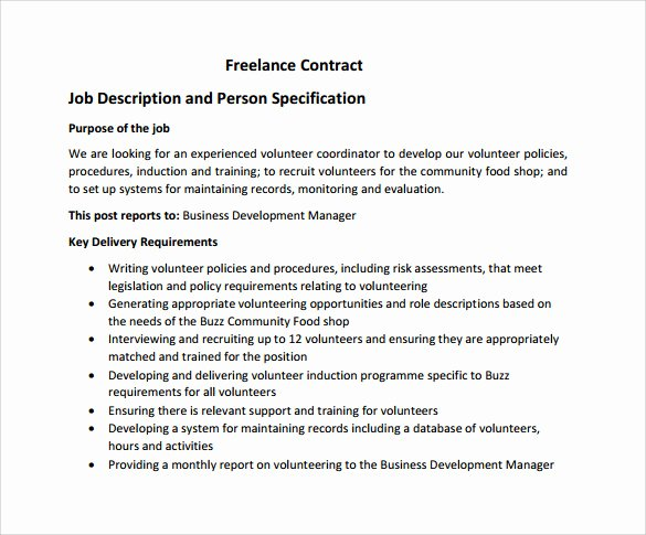 Freelance Makeup Artist Contract Template Awesome Freelance