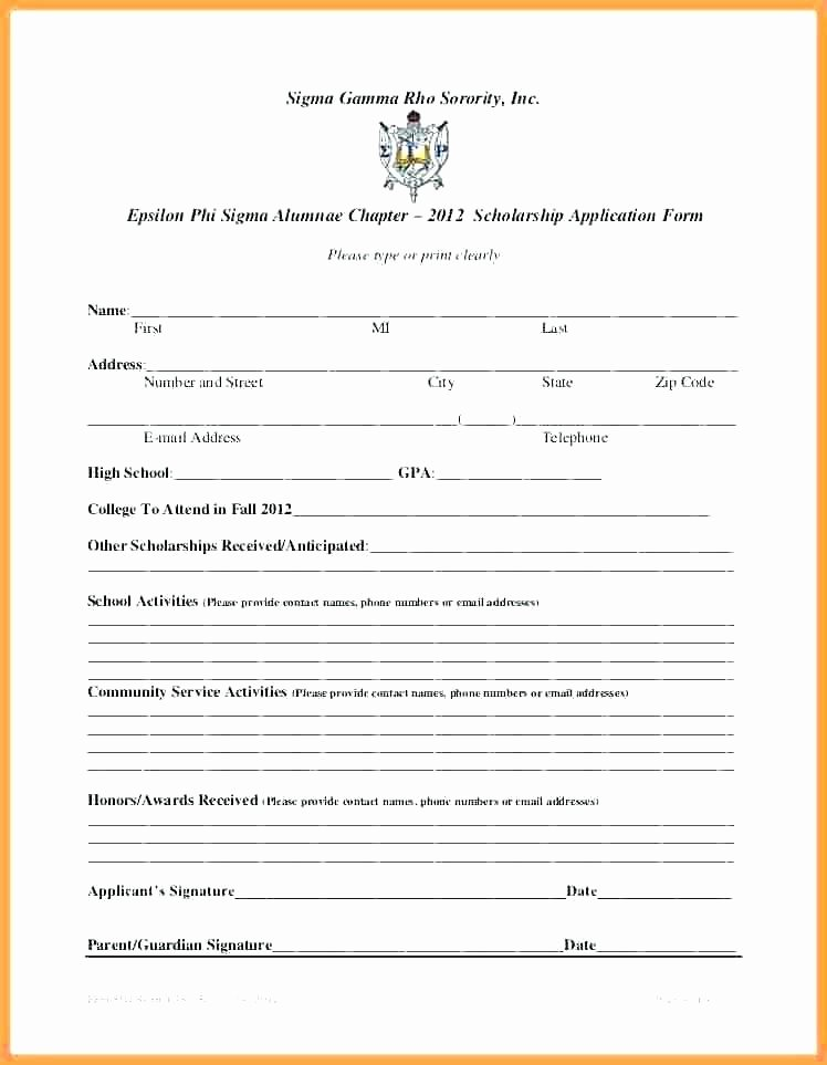 Fund Request form Template Inspirational Fund Request form Student Government association