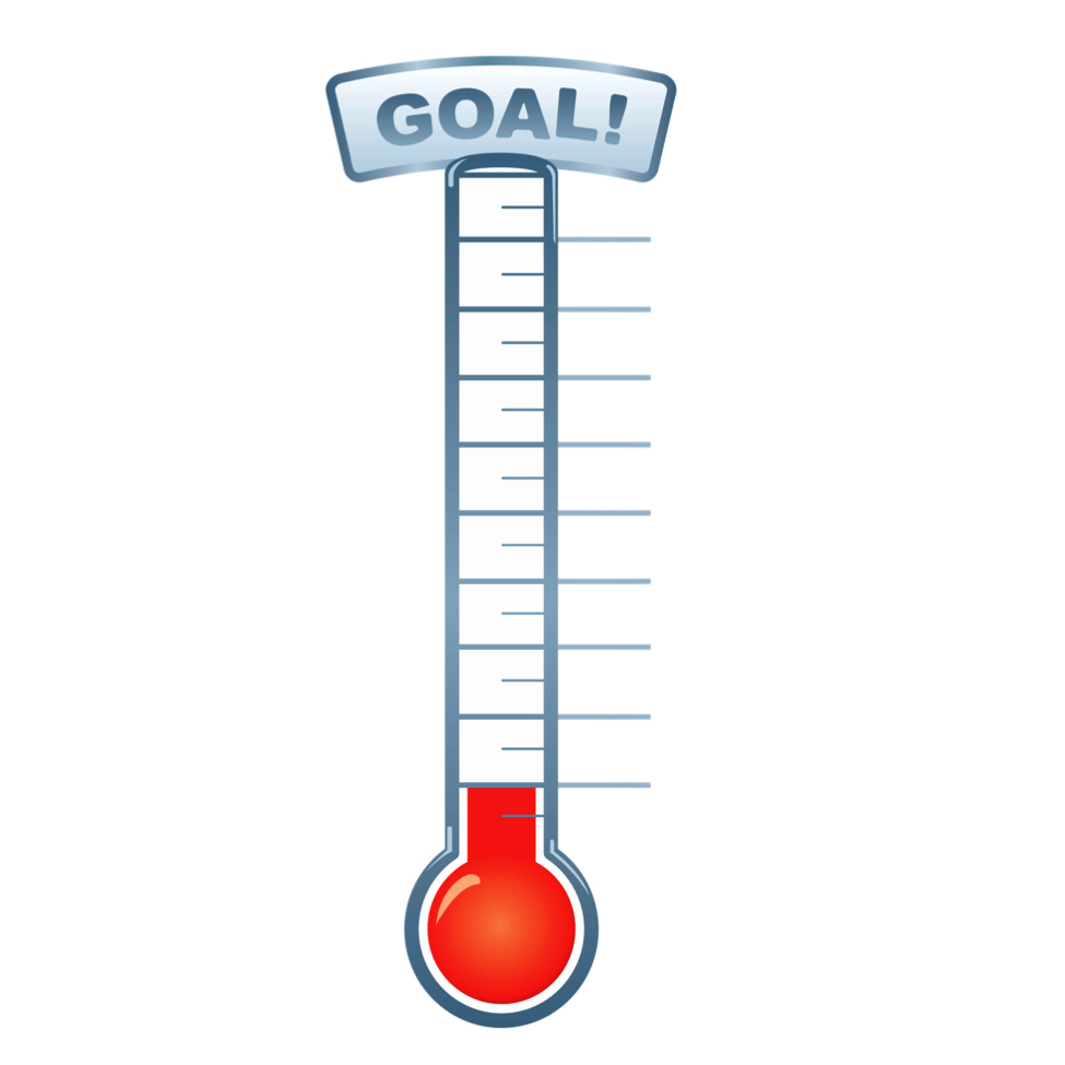 Fundraising thermometer Image Awesome Need Help Fundraising