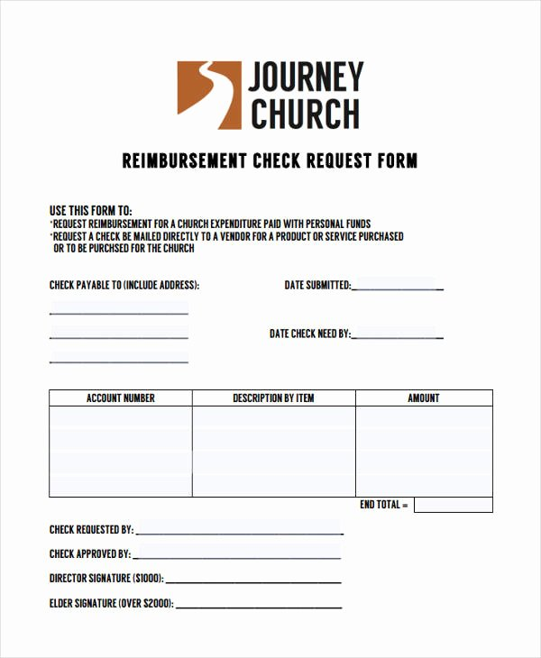 Funds Request form Template New 22 Check Request form In Pdf