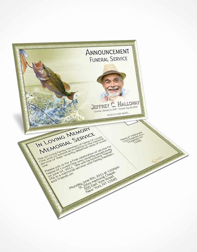 Funeral Memorial Card Template New Funeralparlour