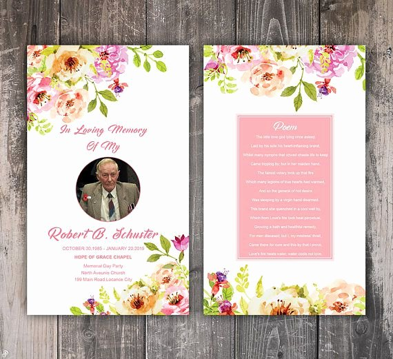 Funeral Prayer Cards Templates Beautiful Best 25 Funeral Prayers Ideas On Pinterest