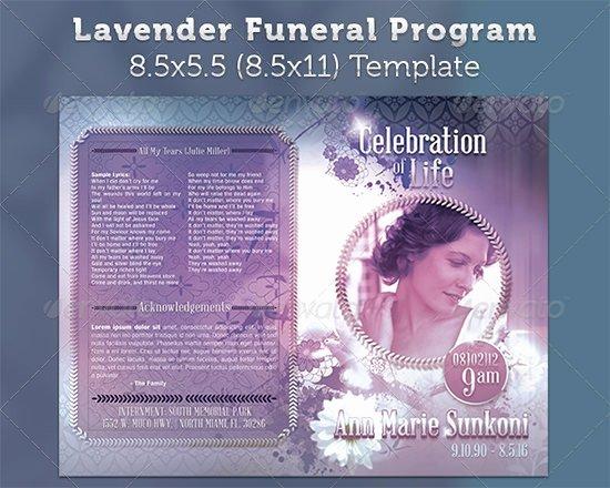 Funeral Program Templates Word Free Elegant Funeral Program Template 30 Download Free Documents In
