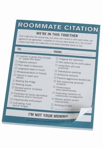 Funny Roommate Agreement New Best 25 Roommate Rules Ideas Only On Pinterest