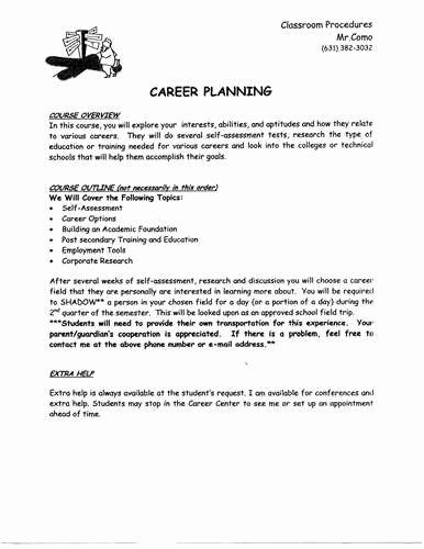 Future Career Plan Example Beautiful Career Planning Essay