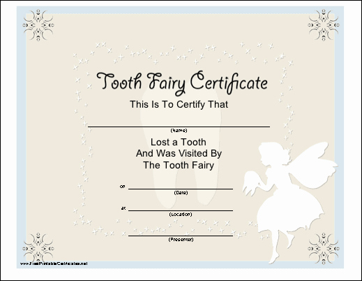 G.go/itcertificate Inspirational Munchkins and Mayhem Free Printable tooth Fairy Letters