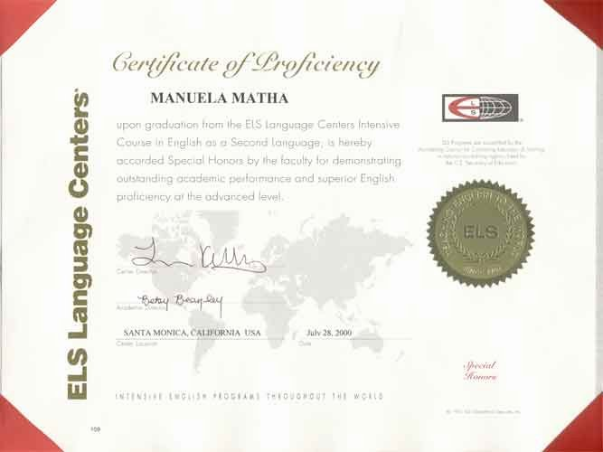 G.go/itcertificate Lovely Proficiency In English