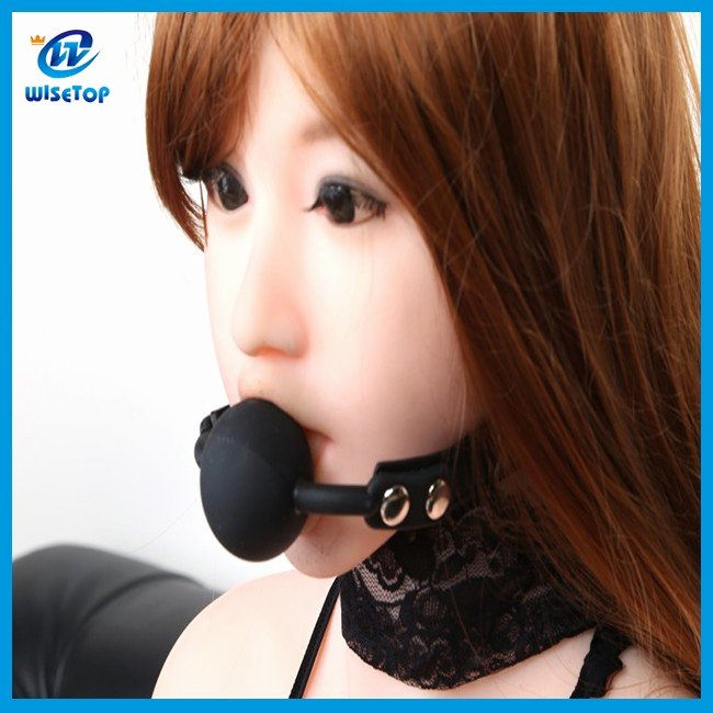 Gag order Sample Best Of wholesale Silicone Gag Ball toy for Mouth Game Leather