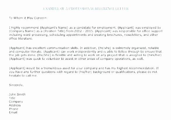 Gag order Sample Lovely Job Reference Letter Template – Syncla