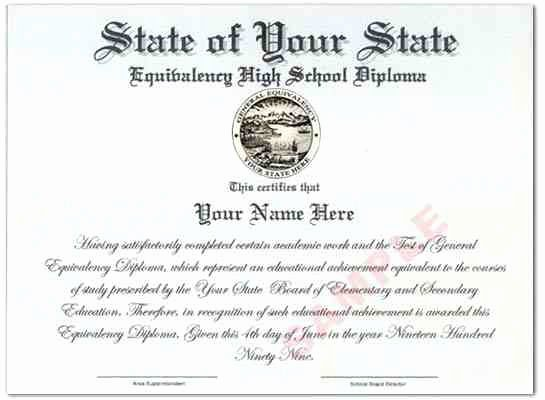 Ged Certificate Template Download Fresh Ged Certificate Template Download