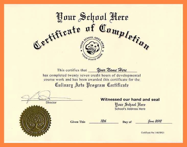 Ged Certificate Template Download Inspirational Ged Certificate Template Download