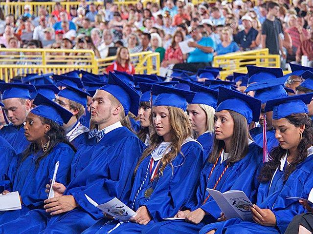 Ged Graduation Speech Examples Inspirational Liberty High Awards 286 Diplomas to Class Of 2015