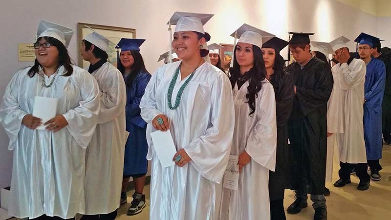 Ged Graduation Speech Examples New Center Hosts Graduation for 53 Ged Students Navajo Times