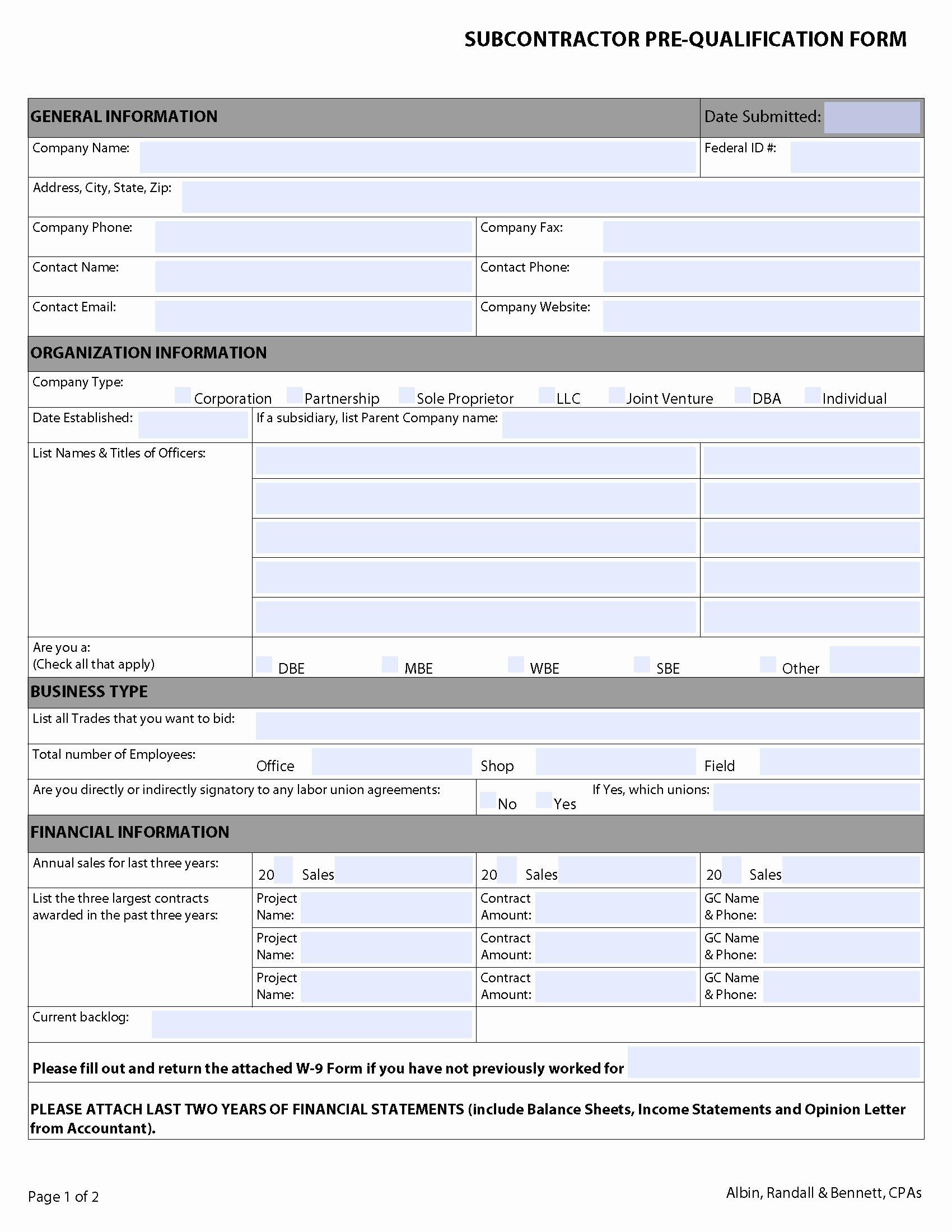 General Contractor Checklist Template Beautiful General Contractor Checklist Template Idealstalist