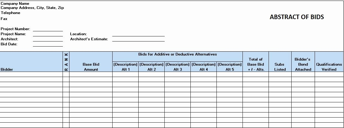 General Contractor Checklist Template Fresh Construction Cost Estimating Basics and Beyond Smartsheet