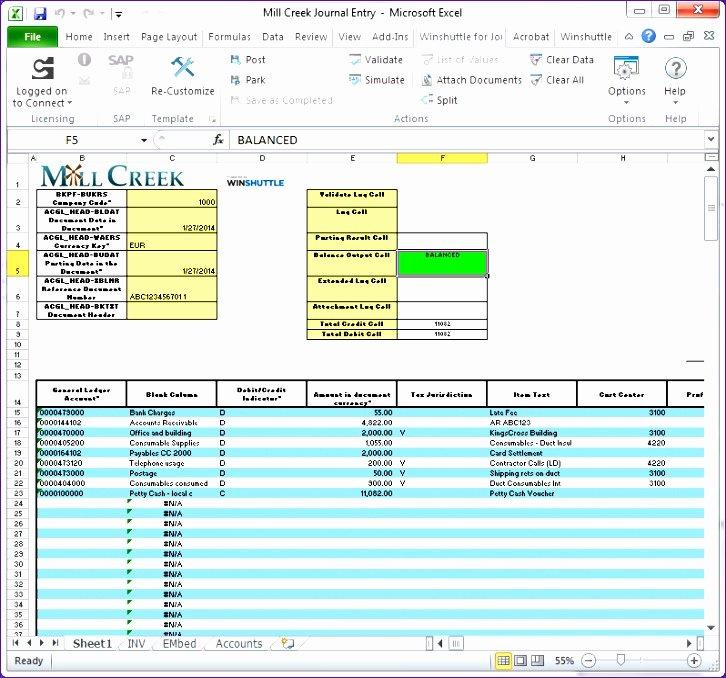 General Journal Template Excel Best Of 14 General Journal Excel Template Exceltemplates