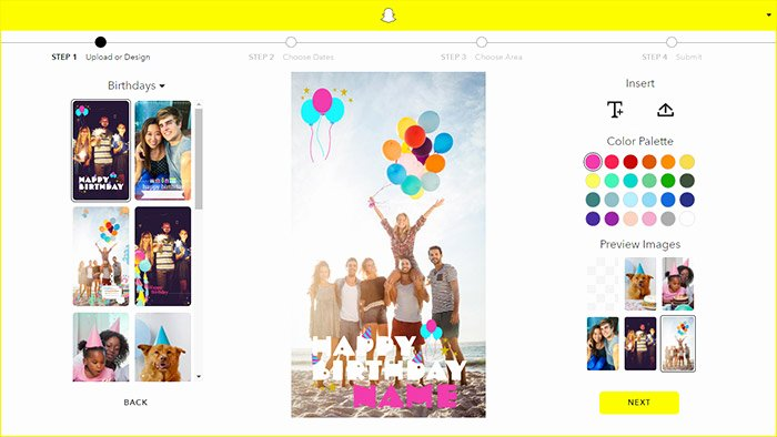 Geofilter Template Free Awesome How to Create Your Own Geofilters for Snapchat