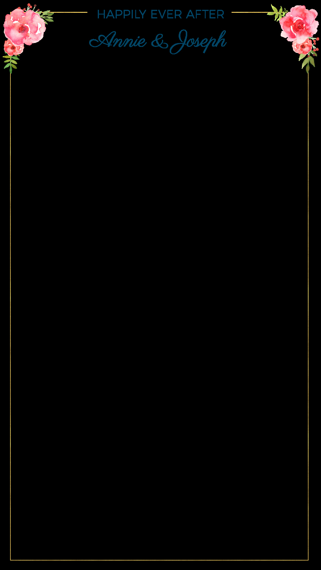 Geofilter Template Free Best Of Free Snapchat Filters for Your Jewish Wedding Ketubah