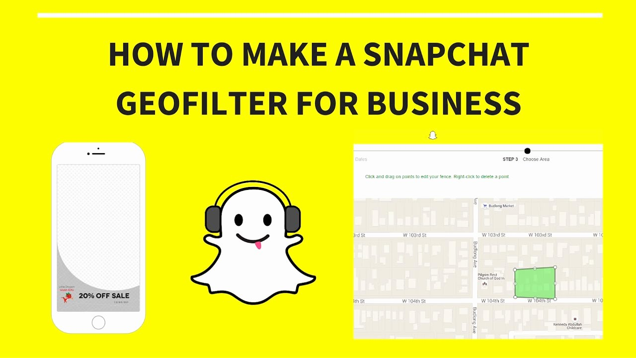 Geofilter Template Free Best Of How to Create A Snapchat Geofilter for Business 2016
